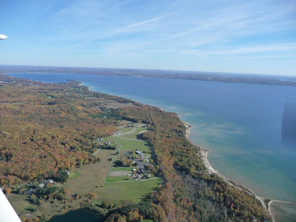 BreknRidge Farm, situated on Lake Michigan